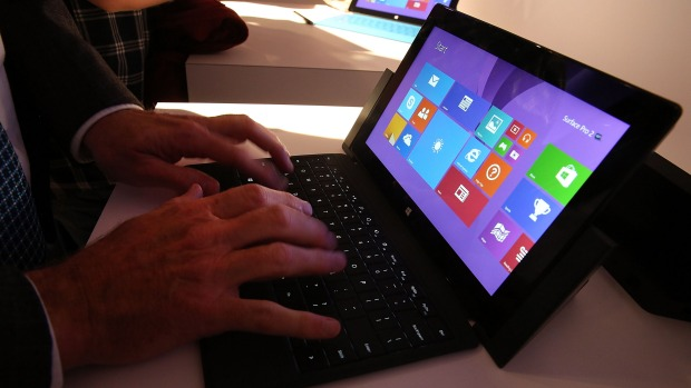The Surface 2 - for work or play?